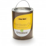 Clear Matt Treatex Flooring Oil
